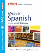 Berlitz Language: Mexican Spanish Phrase Book & Dictionary