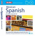 Berlitz Language: Mexican Spanish Phrase Book & CD