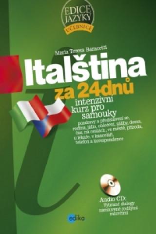 Italština za 24 dnů