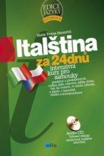 Italština za 24 dnů - Intenzivní kurz pro samouky