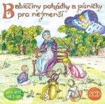 Babiččiny pohádky a písničky pro nejmenší - 2CD