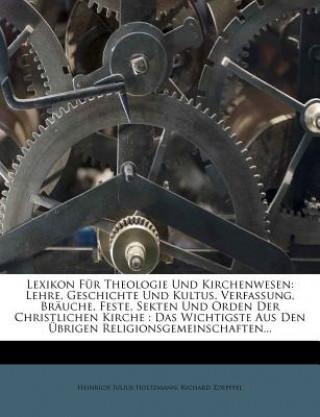 Lexikon für Theologie und Kirchenwesen.
