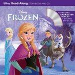 FROZEN READALONG STORYBOOK & CD