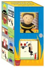Early Learning Plush Boxed Set - Fireman Fred