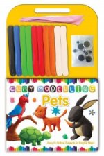 Clay Modelling Book - Pets