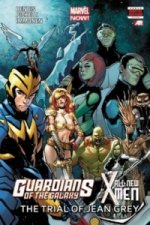 Guardians Of The Galaxy/all-new X-men: The Trial Of Jean Gre