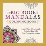 Big Book of Mandalas Coloring Book