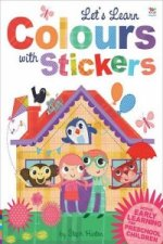 Lets Learn Colours With Stickers