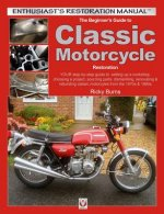 Beginner's Guide to Classic Motorcycle Restoration