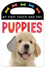 My First Touch and Feel: Puppies