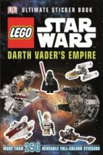 LEGO Star Wars Darth Vader's Empire Ultimate Sticker Book