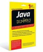 Java For Dummies eLearning Course Access Code Card (12 Month