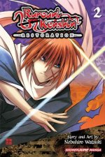 Rurouni Kenshin: Restoration, Vol. 2