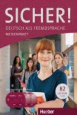 2 Audio-CDs und DVD zum Kursbuch, Lektion 1-12