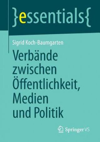Verbande Zwischen OEffentlichkeit, Medien Und Politik