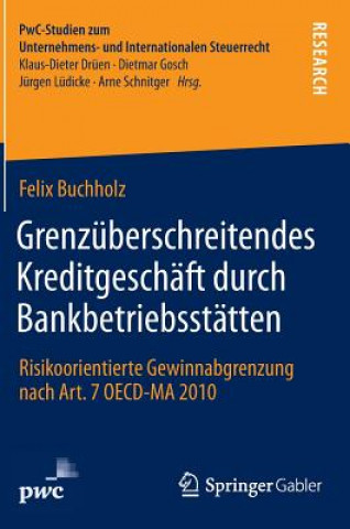 Grenz berschreitendes Kreditgesch ft Durch Bankbetriebsst tten
