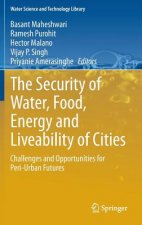 The Security of Water, Food, Energy and Liveability of Cities, 1