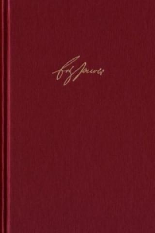 Friedrich Heinrich Jacobi: Briefwechsel - Nachlaß - Dokumente / Briefwechsel. Reihe I: Text. Band 2