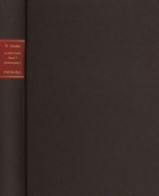 Forschungen und Materialien zur deutschen Aufklärung / Abteilung III: Indices. Lambert-Index. Band 3: Stellenindex zu Johann Heinrich Lambert Anlage
