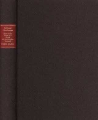 Forschungen und Materialien zur deutschen Aufklärung / Abteilung III: Indices. Kant-Index. Section 2: Indices zum Kantschen Ethikcorpus. Band 16.1: St
