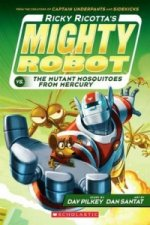 Ricky Ricotta's Mighty Robot vs the Mutant Mosquitoes from M