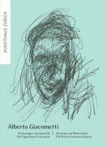 Alberto Giocometti: Drawings and Watercolours, The Bruno Giacometti Bequest