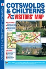 Cotswolds & Chilterns Visitors Map