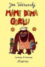Máme doma gorilu + CD