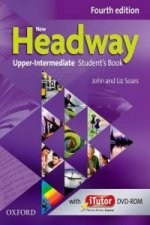 New Headway Fourth Edition Upper Intermediate Student's Book with iTutor DVD-ROM