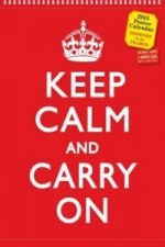 Keep Calm and Carry on 2015 Poster Calendar