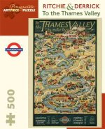 To The Thames Valley 500 Piece Puzzle