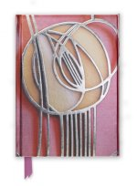 Mackintosh Rose Motif (Foiled Journal)