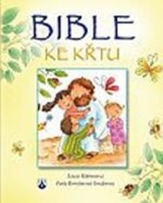 Bible ke křtu Ribbonsová