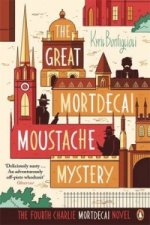 Great Mortdecai Moustache Mystery
