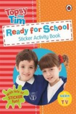 Ready for School: a Ladybird Topsy and Tim Sticker Activity