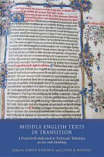 Middle English Texts in Transition