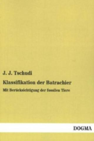 Klassifikation der Batrachier