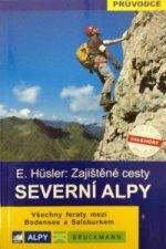 Severní Alpy Zajištěné cesty