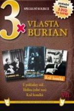 3x DVD - Vlasta Burian VII.
