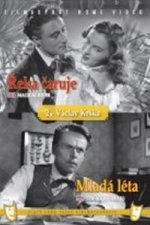 Řeka čaruje/Mladá léta (2 filmy na 1 disku) - DVD box