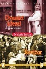 Revizor/Dvanáct křesel (2 filmy na 1 disku) - DVD box