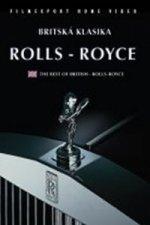 Rolls-Royce - Britská klasika - DVD box