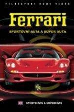 Ferrari - Sportovní auta a super auta - DVD box