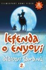 Legenda o Enyovi 2. - DVD
