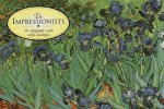 Impressionists x20 Notecards