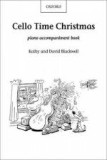 Cello Time Christmas: Piano Book