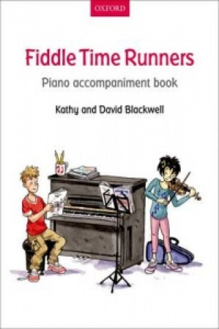 Fiddle Time Runners Piano Accompaniment Book