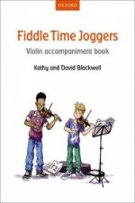 Fiddle Time Joggers Violin Accompaniment Book