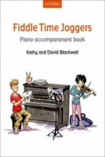 Fiddle Time Joggers Piano Accompaniment Book