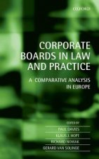 Corporate Boards in Law and Practice